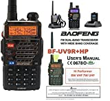 BAOFENG EU VERSION BF-UV9R+HP RICETRASMETTITORE DUAL BAND VHF/UHF 7/8 WATT (BF-UV9R+HP_NERO)