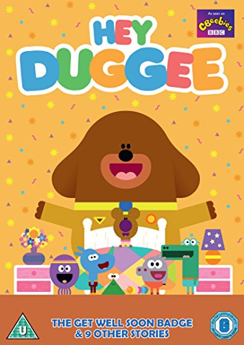 Hey Duggee – The Get Well Soon Badge & Other Stories [Reino Unido] [DVD]