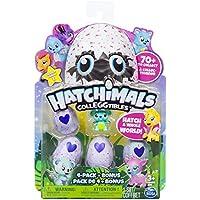 Hatchimals - Pack de 4 figuras coleccionable (Bizak 61921915)
