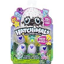 Hatchimals - Pack de 2 figuras coleccionable (Bizak 61921915)