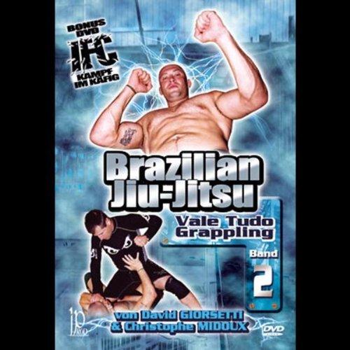 Giorsetti, David -Brazilian Jiu Jitsu, Vale Tudo, Grapplin [Edizione: Regno Unito]