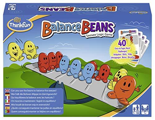 Think Fun Balance Beans Juego de Habilidad Ravensburger 76344