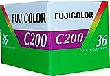 Fujicolour C200 35 mm 36 Filme Belichtung farbig bedruckt , 6 Stück