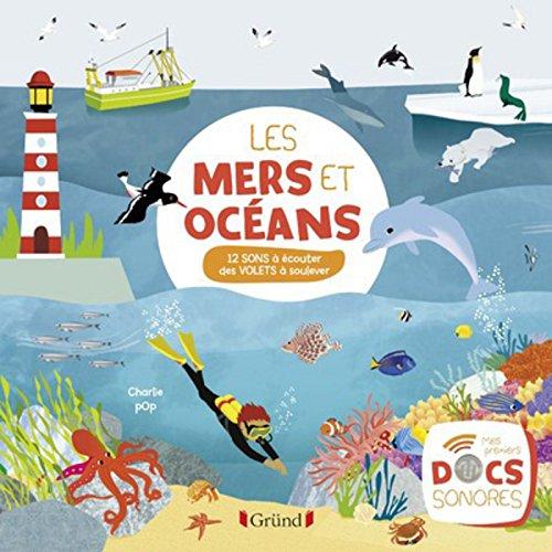 Les mers et océans : 12 sons à écouter, des volets à soulever par From Editions Gründ