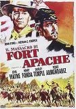 Il Massacro Di Fort Apache [Italia] [DVD]