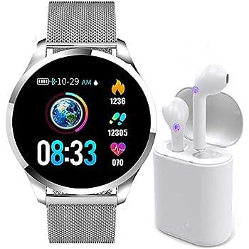 MeritSoar Tech IP68 Fitness Tracker Watch: Amazon.es: Electrónica