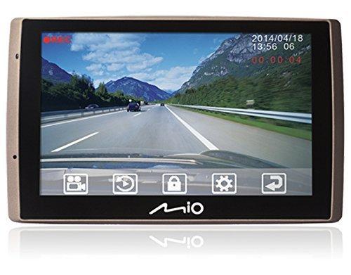 Mio Combo 5107–navigatore GPS (Flash, batteria, Litio, sistema operativo Windows Mobile CE 6.0, Interno, microSD (TransFlash)) (ricondizionato certificato)