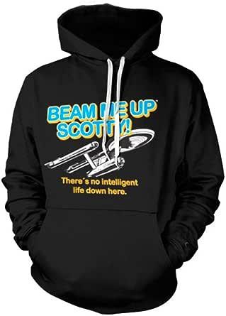 Star Trek - Beam Me Up Scotty Hoodie