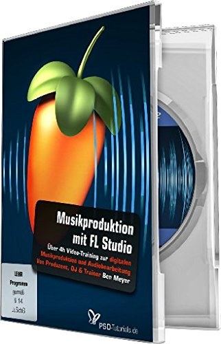 Musikproduktion mit FL Studio (Win+Mac)