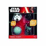 Underground Toys Star Wars - Set de imanes Darth Vader, Stormtrooper, Bobba Fett y Estrella de la Muerte