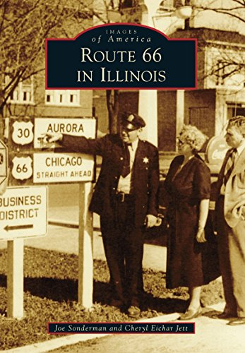Route 66 in Illinois (Images of America) (English Edition)