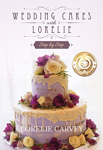Wedding Cakes With Lorelie Step By Step English Edition