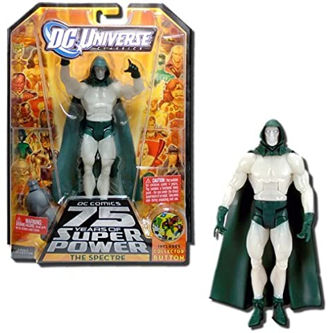DC Universe Classics Series 12 Action Figure Spectre Glow In The Dark Variant Build Darkseid Piece! by DC Comics by DC Comics