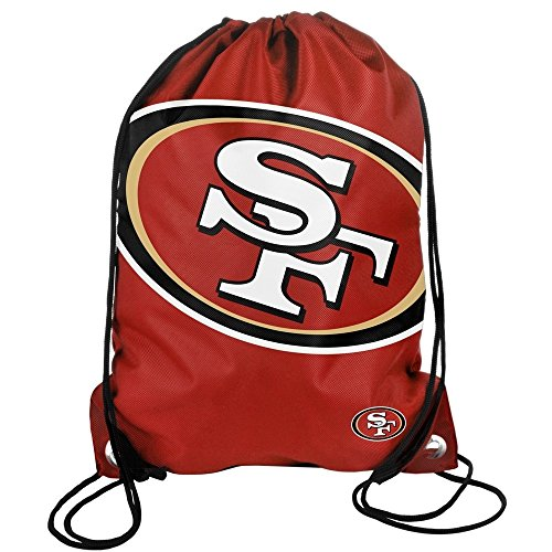 Forever Collectibles BPNF13DSSFAM Turnbeutel, NFL SAN FRANCISCO 49ERS, Rot, 49 cm -