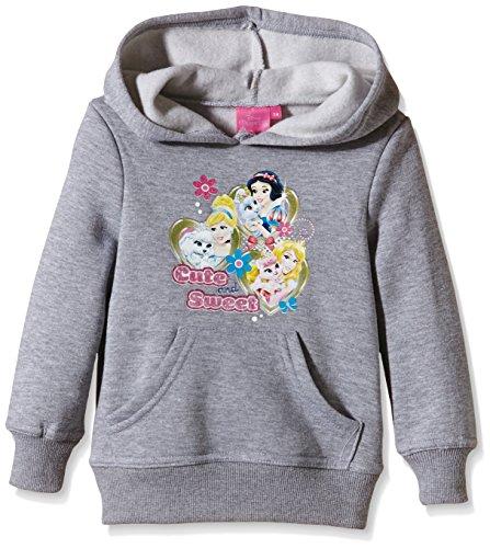 Disney Princess-Pigiama Bambine e ragazze,    Grigio (Grey) 3 anni (taglia produttore: 3 anni)