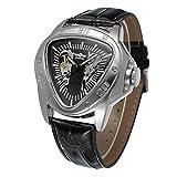 LEORX Premium-Qualität Männer junge Mode automatische mechanische Armbanduhr - Best Reviews Guide