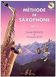 Méthode de saxophone Volume 2