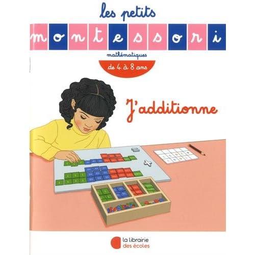 Les Petits Montessori : J'additionne