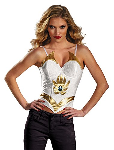 Masters of the Universe She Ra Kostüm Bustier (Large) (She Ra Kostüm Kostüm)