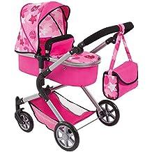 bolsos para carritos de bebe rosa - 3-4 años - Amazon.es