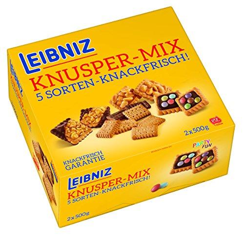 Leibniz Knusper Mix, 1er Pack (1 x 1 kg)