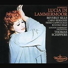 Donizetti: Lucia di Lammermoor (Gesamtaufnahme) (Aufnahme 1970)