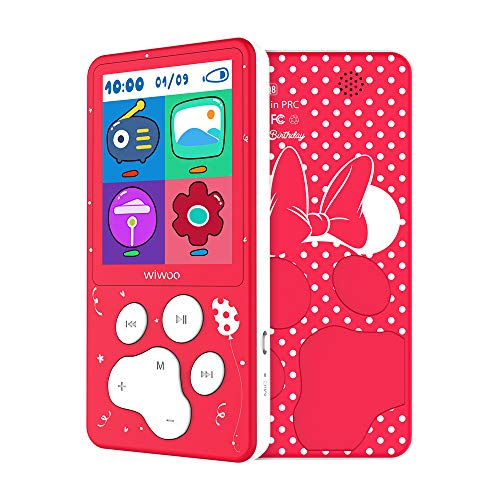 Kinder MP3 Player mit Radio 2.4