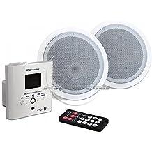 Sistema amplificado para música ambiente