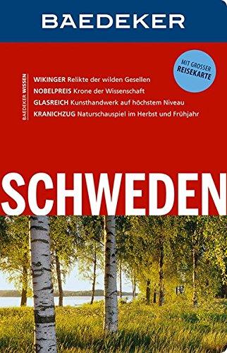 Baedeker Reiseführer Schweden: mit GROSSER REISEKARTE: Alle Infos bei Amazon