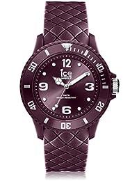 Ice-Watch - ICE sixty nine Burgundy - Lila Damenuhr mit Silikonarmband - 007274 (Medium)