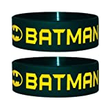 Batman - Armband Text And Logo (in One Size)