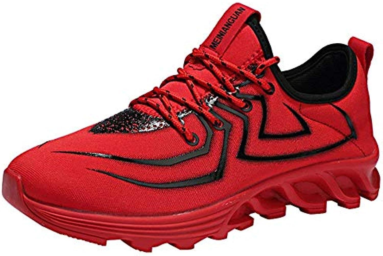 FuweiEncore Scarpe da Corsa estive estive estive da Uomo scarpe da ginnastica alla Moda (Coloreee   6, Dimensione   41EU 8US) | Nuovo design  | Uomo/Donna Scarpa  41a701