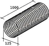 Tubo rotondo flessibile Accessorio per Cappa Elica - 1052N