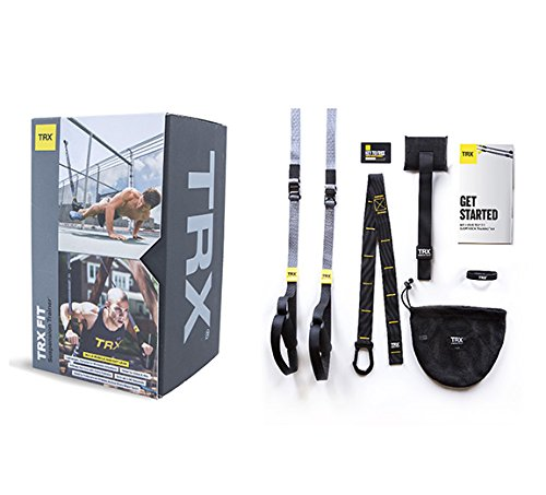 TRX Training – Tactical Gym, Rugged Suspension Trainer Designed to Rebuild The Strength of Our Veterans