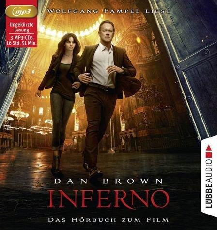 Preisvergleich Produktbild Inferno: Thriller. Ungekürzt. (Robert Langdon, Band 4)