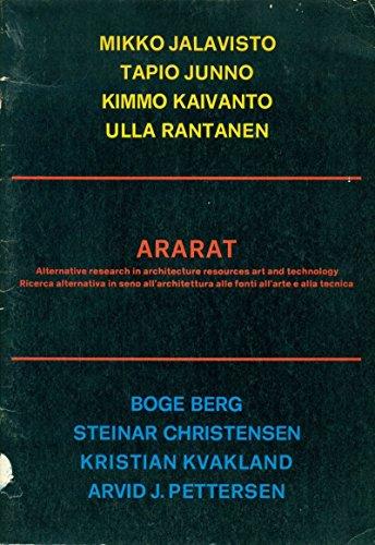 Biennale di Venezia '76. Finlandia Svezia Norvegia. The Venice Biennale 1976. Finland Sweden Norway
