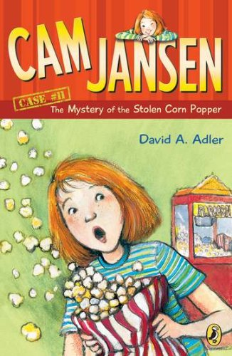 CAM Jansen: The Mystery of the Stolen Corn Popper #11 (Cam Jansen Adventure)
