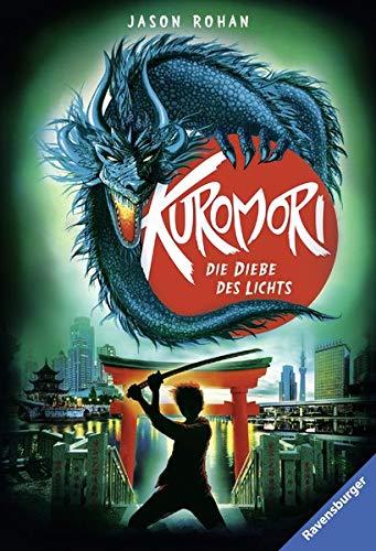 Kuromori, Band 2: Die Diebe des Lichts