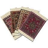 De alfombra CRA-MO1 valederas - Museo Metropolitano de arte (SAH Jahan, Pashmina flores, Star Ushak, Rosette palmeta)