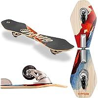 STREETSURFING *Street Surfing Wooden Waveboard WA