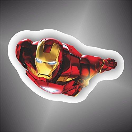 Aufkleber - Sticker Iron Man Comics Cartoon Zeichentrickfilm sticker
