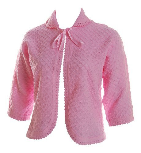 Lady Olga Superb KNITTED Night Bed Jackets - Colours + Sizes - 51lXknFzt0L - Lady Olga Superb KNITTED Night Bed Jackets – Colours + Sizes