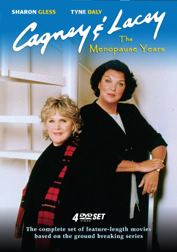 Cagney & Lacey - The Menopause Years