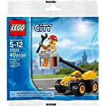 LEGO City: Cherry Picker Repair Lift Set 30229 (Insaccato)  LEGO
