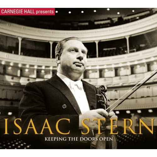 Carnegie Hall Presents Isaac Stern Keeping The Doors Open