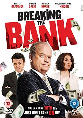Breaking the Bank [DVD] [2015] by Kelsey Grammer