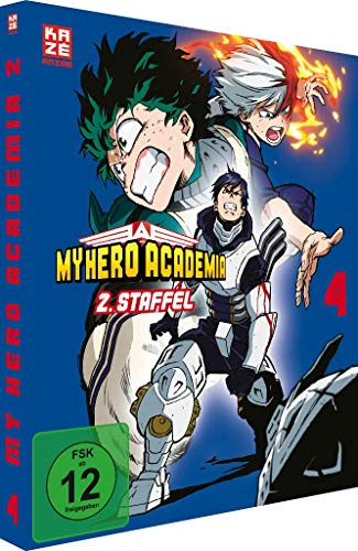 My Hero Academia - 2. Staffel - Vol. 4 - Blu-ray