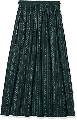 Stockerpoint Damen Dirndlschürze Schürze SC-195, Grün (Tanne), 2 (Herstellergröße: 40-44)