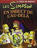 Les Simpson - La cabane des horreurs, Tome 5 : En direct de l'au-delà
