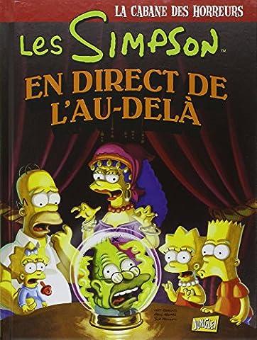 Les Simpson - La cabane des horreurs, Tome 5 :